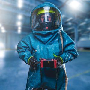 toxic & corrosive gases