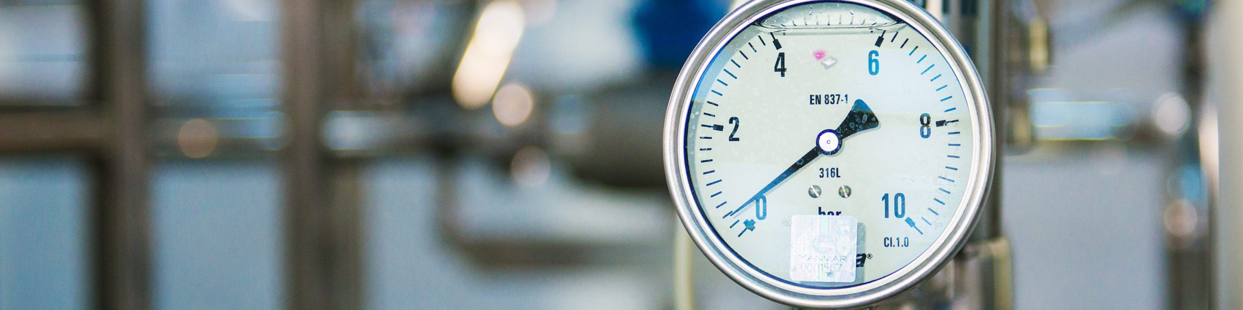 regulators and gas handling equipment