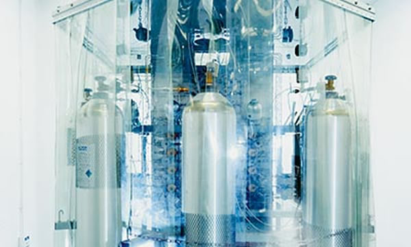 gas products for scientific, medical and highly technical sectors