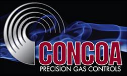 concoa gas equipment range