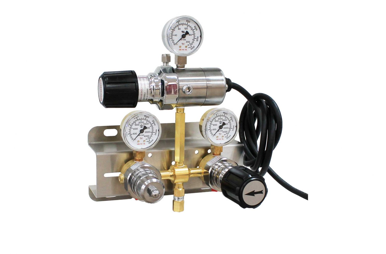 custom installation of high purity gases and equipment